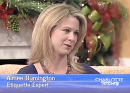 Aimee Symington, TV Segments on Fox News and NBC