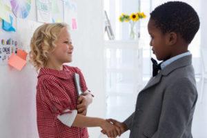 Children's Etiquette Classes
